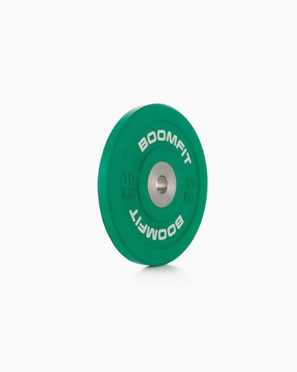 Rubber Bumper Plate 10kg