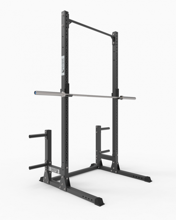 Squat Stand & Pull Up...