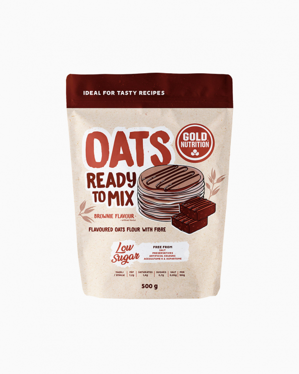 Oats Ready to Mix - 500g -...